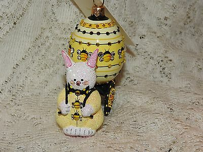 Patricia Breen Jeweled Easter Spring Delivery Bees