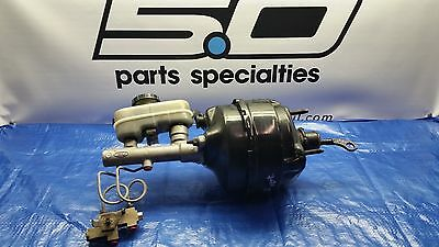 87-93 Mustang OEM brake booster, master and proportioning valve