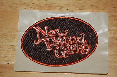 New Found Glory Iron On Patch
