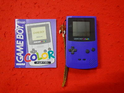 GameBoyColor Console JP GAME.