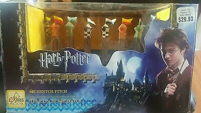 Harry Potter eXmas Quidditch Pitch pollyresin illuminated lights & sounds