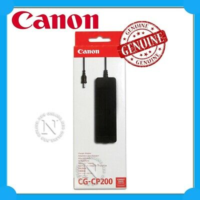 Canon Genuine CG-CP200 Battery Charger Adapter for Selphy CP-910/CP-1200 Printer
