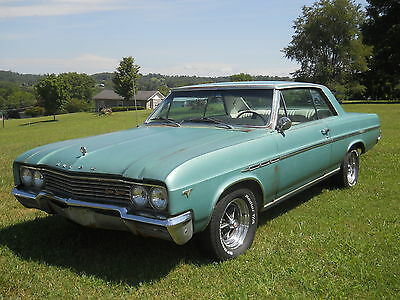 1965 Buick Skylark Skylark 1965 Buick Skylark Power Windows, Working AC, Rare Trunk Release, Disc Brakes GS