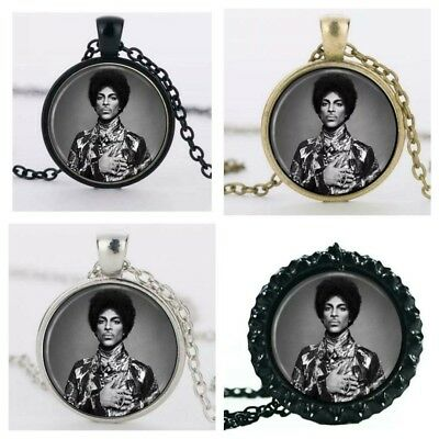 The Artist Formerly Known As Prince Necklace