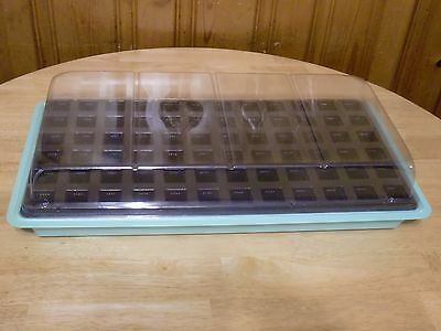 3 Mini Greenhouse Seed Starter Trays + Extras
