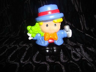 Fisher Price Little People - Magician With Frog