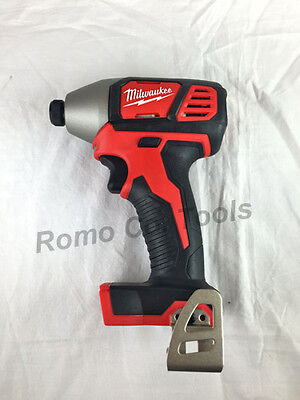 """New Milwaukee 2656-20 1/4"""" impact driver M18 18V lithium ion (New From Kit)"""