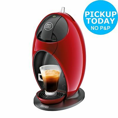NESCAFE Dolce Gusto Jovia Manual Coffee Machine- Red-From the Argos Shop on ebay
