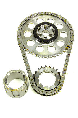 Rollmaster Single Roller Red Series Gm Ls Timing Chain Set Part Number Cs1135