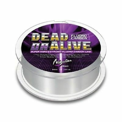 GRAN Nogales DEAD or ALIVE Fluoro Carbon Line 150m 10lb NIP from Japan