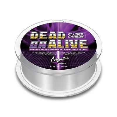 GRAN Nogales DEAD or ALIVE Fluoro Carbon Line 150m 12lb NIP from Japan