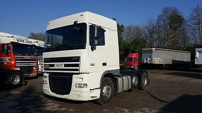 2012 DAF XF105-460 Spacecab 6x2 - Low Kms. VERY CLEAN TRUCK