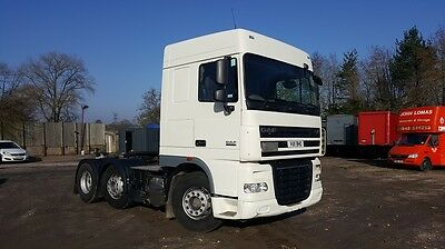 2011 DAF XF105-460 Spacecab 6x2 - Low Kms. VERY CLEAN TRUCK