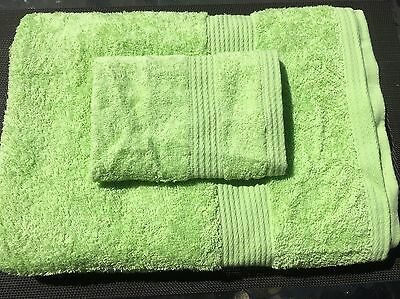 NEW Bath Towel & Face Cloth/ Face Washer