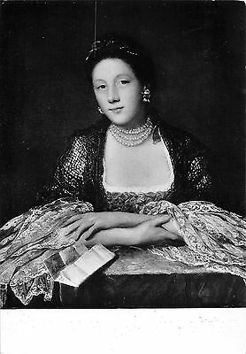 B99735 kitty fisher  uk petworth postcard painting courtesan  famous people