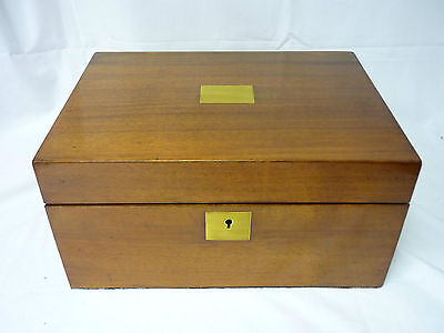 Wooden Writing Slope/Box  Thames hospice 114R 3