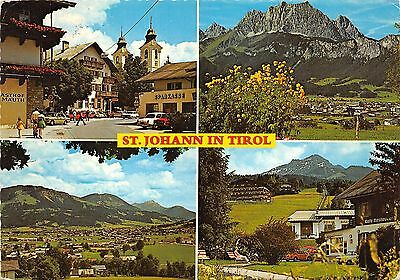 B48324 St Johann in Tirol multiviews   austria
