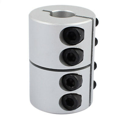 Motor Shaft 12mm to 14mm Joint Helical Beam Coupler Coupling 32mmx45mm