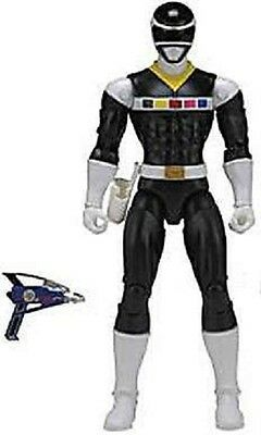 Power Rangers The Legacy Collection Series 3 - In Space Black Ranger - New