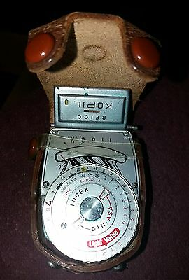 Reico Kopil Light Meter - Lovely Little Meter - Working