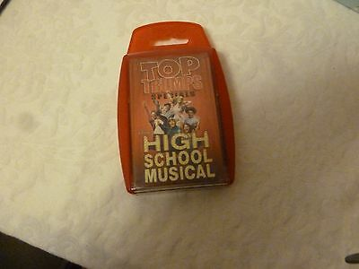 Top Trumps specials HIGH SCHOOL MUSICAL NEW & SEALED
