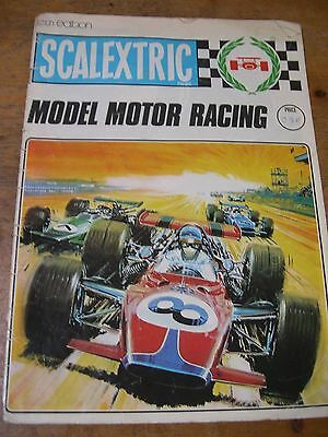 Scalextric Catalogue 12th Edition