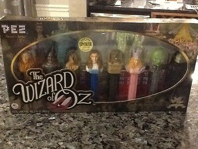 The Wizard of Oz PEZ colection
