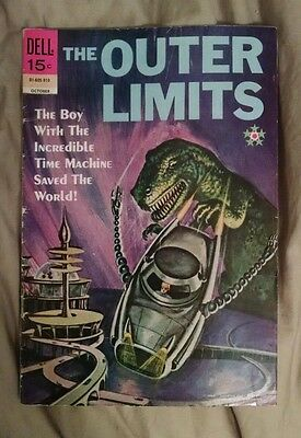 Outer Limits #18 (Dell)