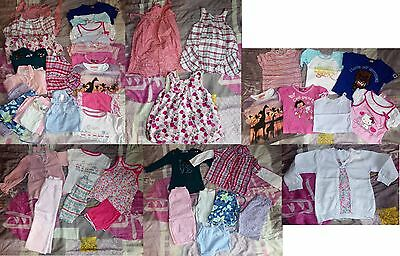 Gros Lot Vetements Fille 2Ans Lot2