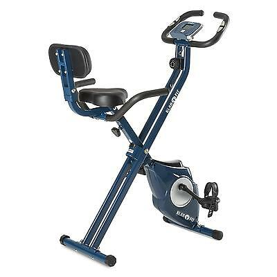 Heim Trainer Sitz Fahrrad Ergometer Cardio Training Home Fitness Gym Sport Bike