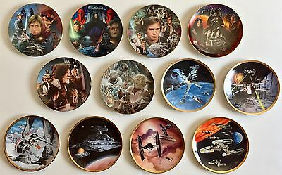 STAR WARS Collector's Plate  -  Buy 1 Get 1 Free /  2 for only $12