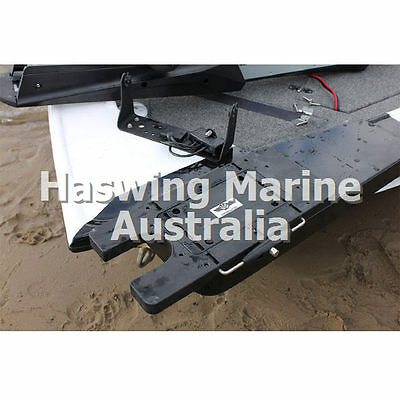 Haswing Quick Release Boat Mount for Cayman B & Pro Bow Motors