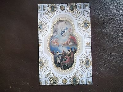 Postcard  Great Witley Church Worcester The Ascension