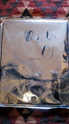 Madonna Sex Book Factory Sealed Never Opened With Cd 1992 Ist Us Ed Rare Erotica