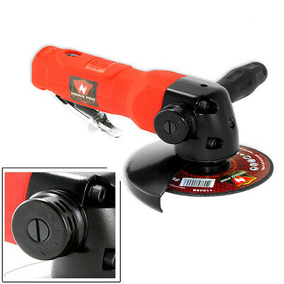 "Neiko Pro 4"" Heavy Duty Air Angle Grinder Pneumatic Power Tool"