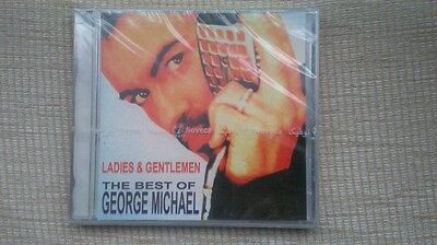 Rare george michael cd from europe