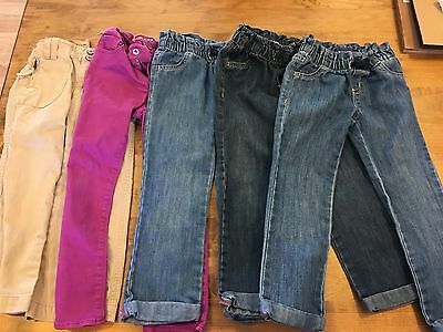 Old Navy Gap 4T Girls Jeans Bottoms