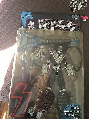 KISS Action Figure by McFarlane Toys - Ace Frehley - NIB 1997