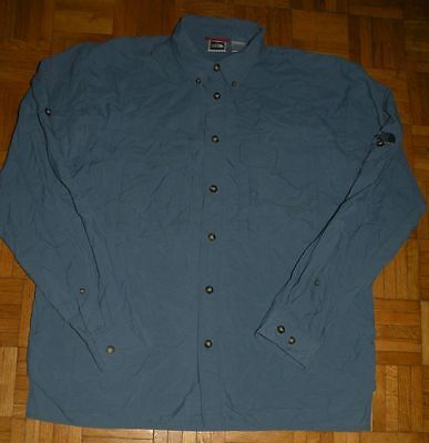 "The North Face ""M"" Outdoor Shirt Top Mens Long Sleeve Trikot"