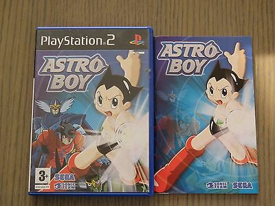 Jeu Playstation 2 Ps2    Astro Boy  Complet