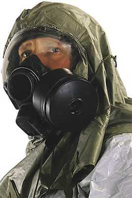 MSA 10034184 Respirator Pouch, For Gas Masks