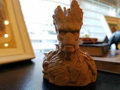Guardians of the Galaxy, Groot Sculpture
