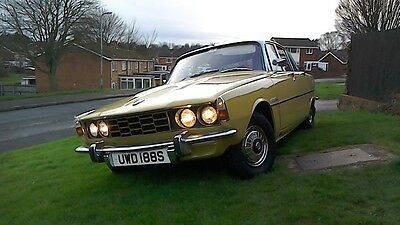 Rover  p.6 2200 s.c 1977 40 years old august
