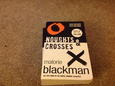 Malorie Blackman : Noughts And Crosses