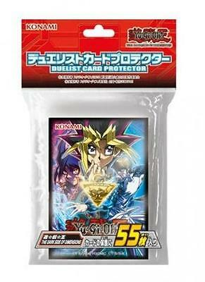Yu-Gi-Oh! The Dark Side Of Dimensions Duelist card protector Japan import