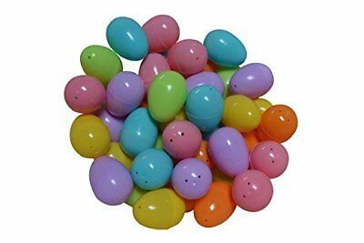 Plastic Easter Eggs - 100 Count (pastel) #349311