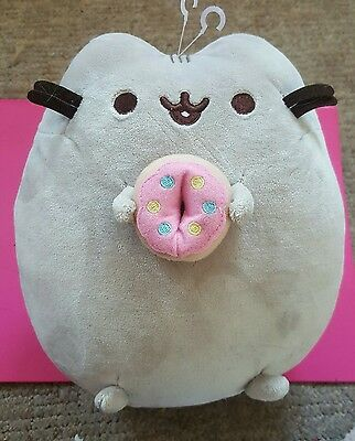 BNWT Large Pusheen Plush With Donut