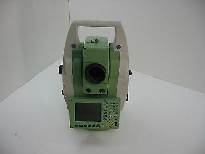 "Leica Tcra1205 R100 5"" Robotic Total Station For Surveying, One Month Warranty"