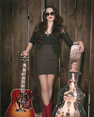 Lindi Ortega Signed Sexy 8X10 Photo Proof Coa Autographed Little Red Boots 3