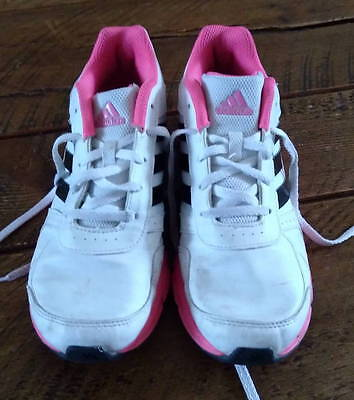 Ladies / Girls Trainers by Adidas - Size 5 and 1/2